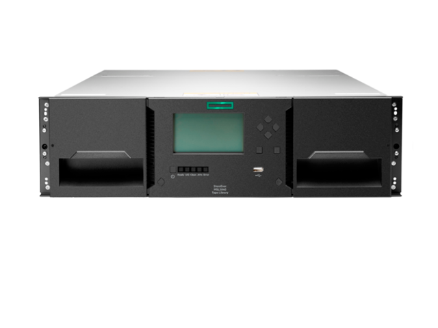 HPE StoreEver MSL3040