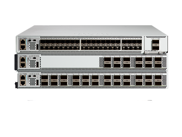 Коммутаторы Cisco Catalyst 9500 - C9500-40X-E
