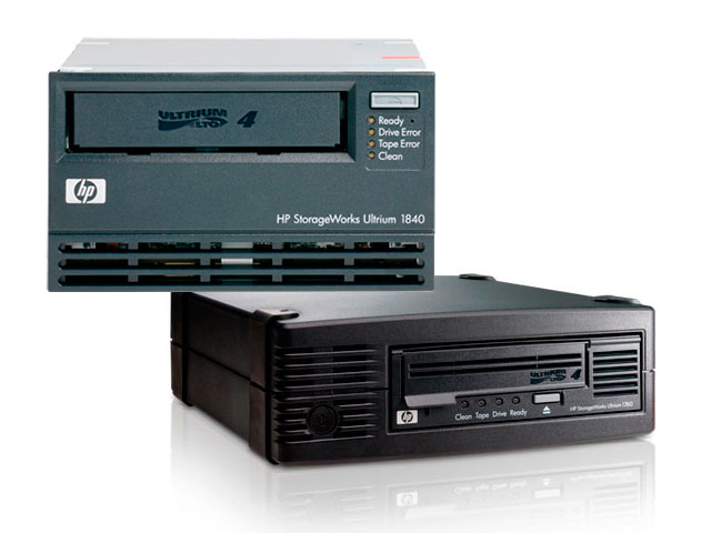 Ленточные накопители HP StoreEver LTO-4 Ultrium 1760 / 1840 Tape Drive - AP826AM