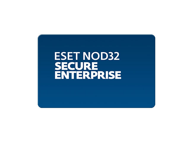 ESET NOD32 Secure Enterprise - ESET NOD32 Secure Enterprise (140)