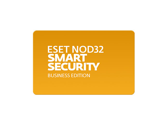 ESET NOD32 Smart Securiy Business Edition - ESET NOD32 Smart Security Business Edition (1-101)