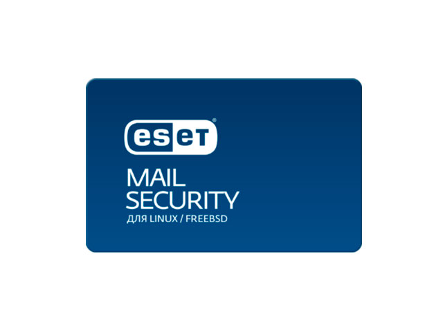 ESET Mail Security для Linux / FreeBSD - ESET Mail Security для Linux / FreeBSD (50)