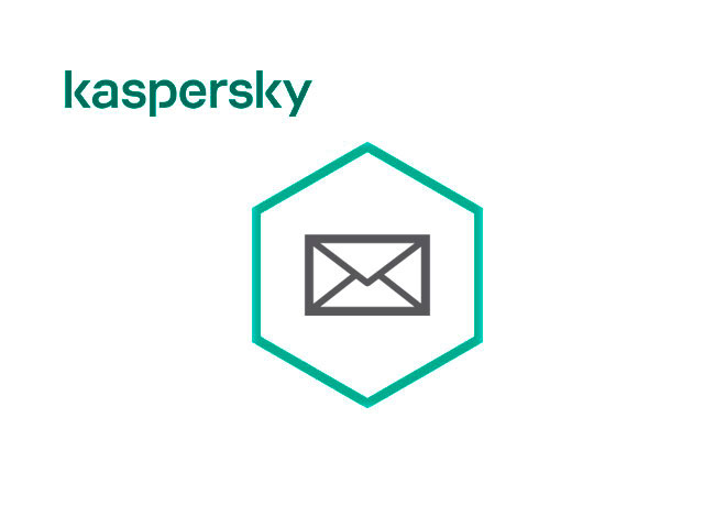 Kaspersky Security для почтовых серверов - 20-24 MailAddress 2 year Educational Renewal License
