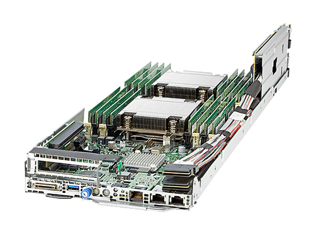 Сервер HPE ProLiant XL190r Gen9 - 798156-B21