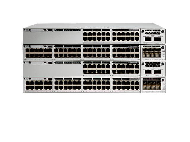 Коммутаторы Cisco Catalyst 9300 - C9300-48P-E