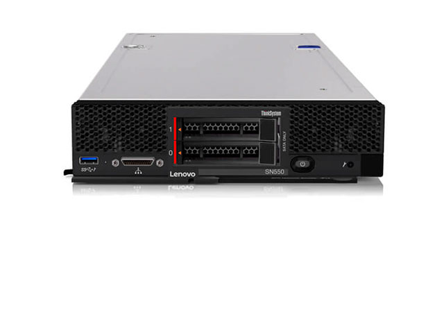 Блейд-сервер Lenovo ThinkSystem SN550 - 7X16A02TEA