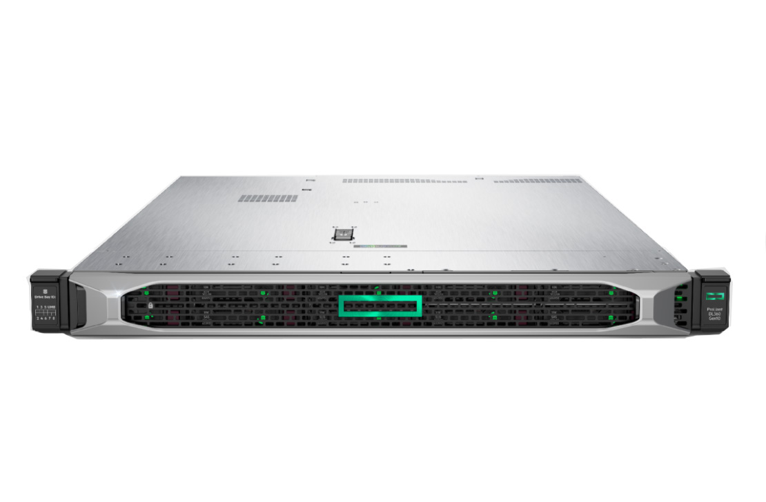 HPE ProLiant DL360 Gen10 - P02722-B21