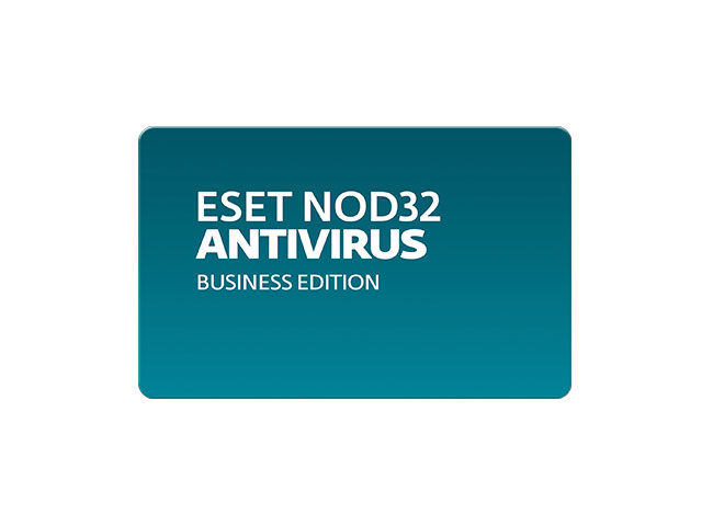 ESET NOD32 Antivirus Business Edition - ESET NOD32 Antivirus Business Edition (199)