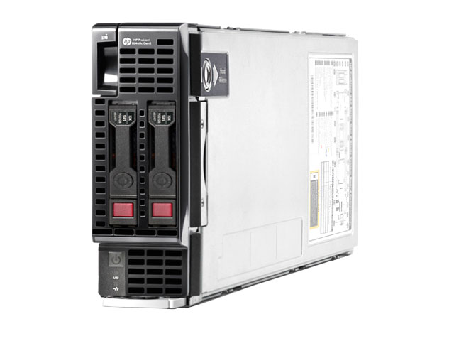 HP Proliant BL460c Gen8 - 666161-B21